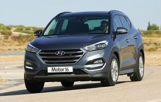 Hyundai Tucson 1.7 CRDI. Antiestrés rodante