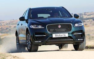 Jaguar F-Pace 2.0L i4D AWD R Sport. El más deseado