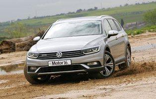 Volkswagen Passat Alltrack 2.0 TDI 190. Guerra a los, tan de moda, crossover