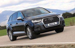 Audi SQ7. Gira, el mundo gira