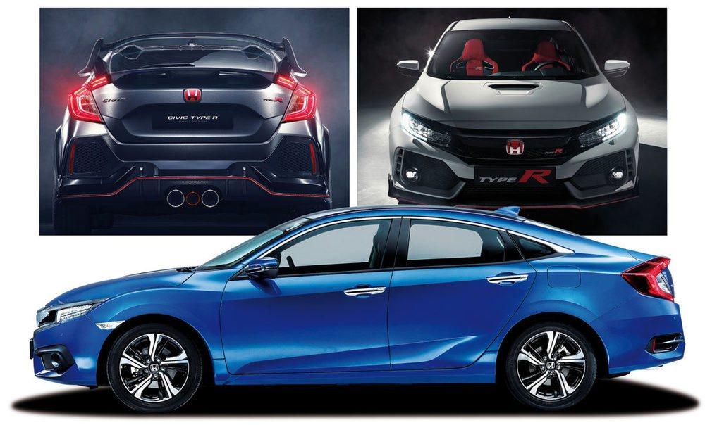 El Type R aparecerá en el segundo semestre. Antes, en mayo, lo hará el Sedán, aunque sus versiones diésel también llegarán en diciembre.