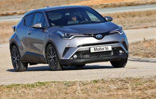 Toyota C-HR. Ecológico, pero con sensaciones