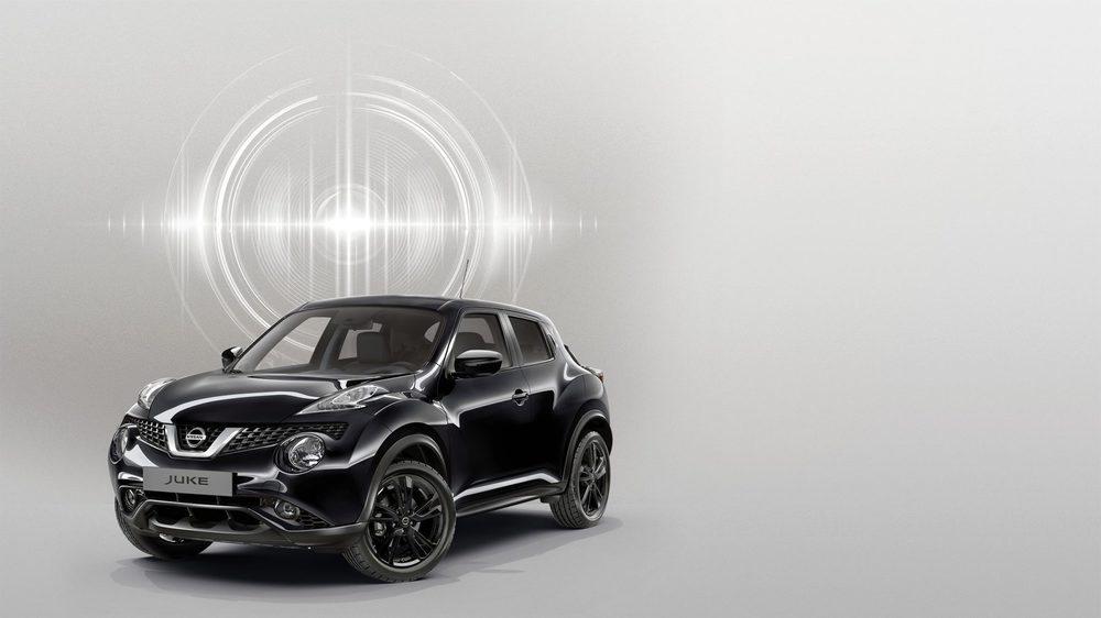 Focal, con más de 30 años de experiencia en el sector, ha creado el equipo de sonido de estos exclusivos Nissan Juke. Sus seis altavoces son mucho más potentes y ofrecerá una excelente calidad acústica. Detro y fuera predomina el color negro.