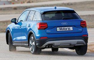 Audi Q2 1.4 TFSI COD. El equilibrio deseable