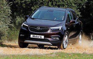 Opel Mokka X 1.4 Turbo Aut. 4x4. Nunca lo descartes