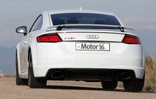 Probamos el Audi TT RS Coupé. Un R8
