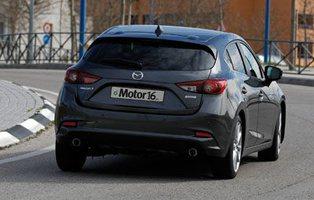 Probamos el Mazda 3 Skyactiv-G 2.0. Acaba de ponerse al día