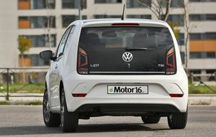 Probamos el Volkswagen Up! High Up! 1.0 TSI. Espabilado por un turbo