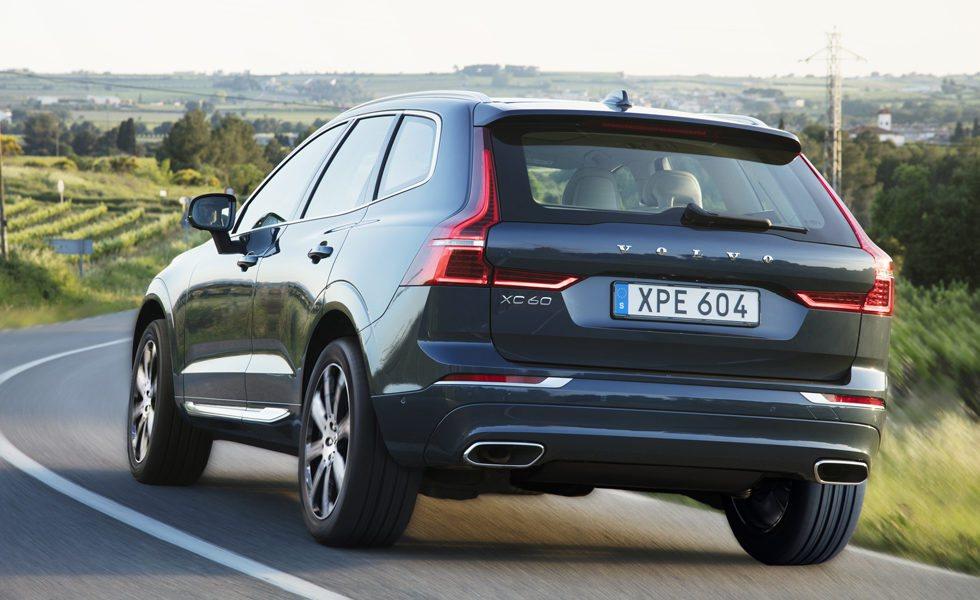 El nuevo Volvo XC60 estrena la plataforma SPA usada en los S90, V90 y XC90. Le confiere una excelente dinámica y le permite ofrecer los últimos asistentes a la conducción.
