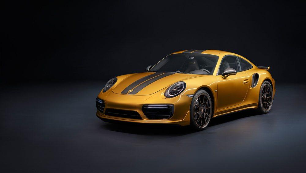 Con 615 caballos es el modelo de 911 más potente jamás creado por Porsche
