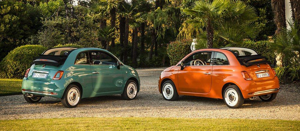 Desde el punto vista tecnológico el nuevo Fiat 500 Aniversario ofrece lo último en términos de confort y conectividad.