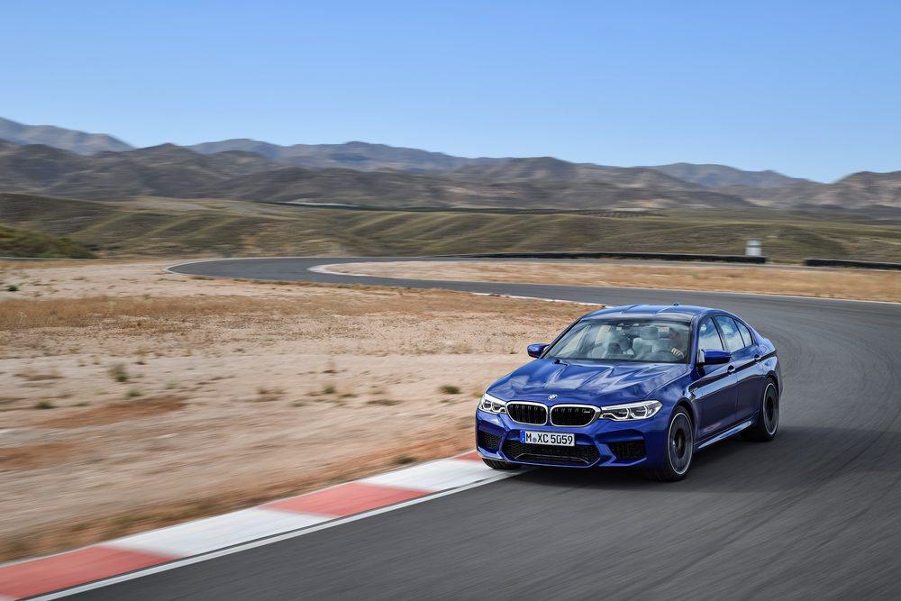 Heredero de una tradición que ya dura más de 30 años, el nuevo M5 estrenará mecánica V8 4.4 TwinPower Turbo con 600 caballos