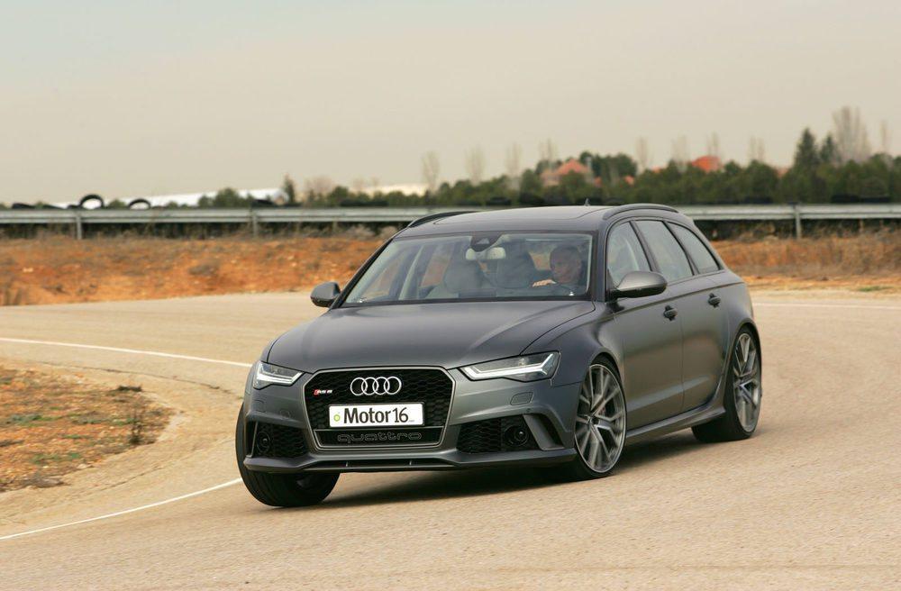 El Audi RS6 Avant, un superdeportivo con idéntica alma, el <strong>4.0 V8 TFSI dotado de doble sobrealimentación y sistema de desconexión activa de cilindros CoD</strong>