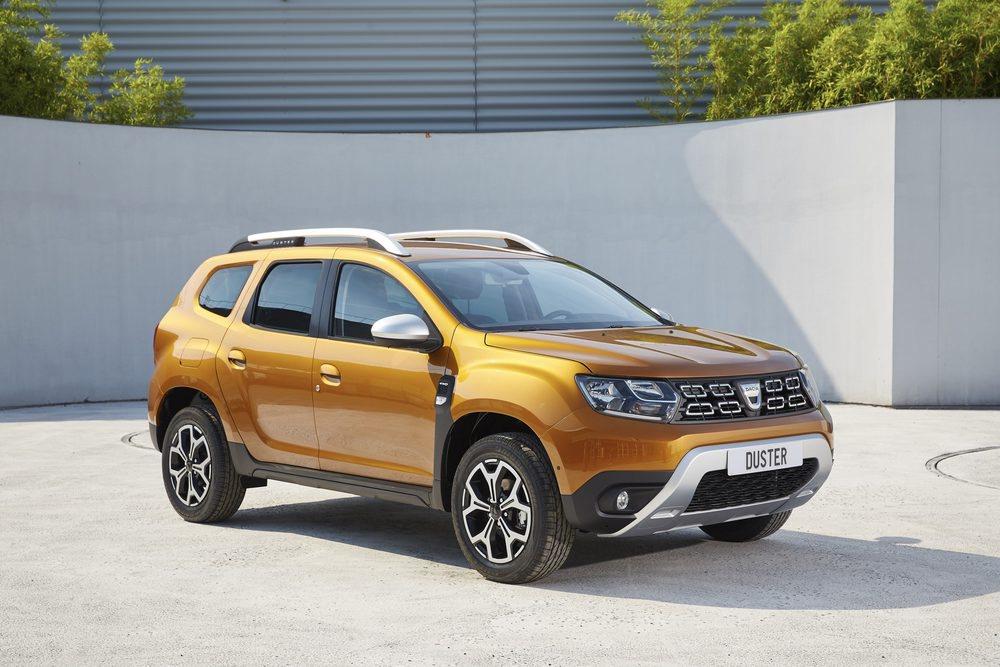 El nuevo Dacia Duster mantiene las proporciones del modelo saliente