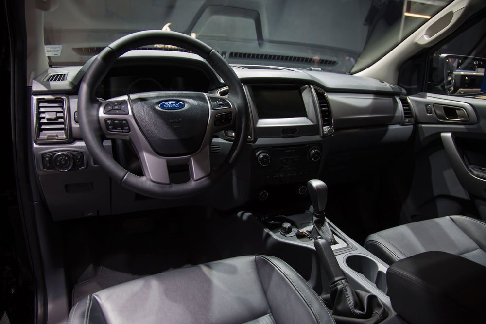 Cuenta con el sistema Ford SYNC 3 con pantalla táctil