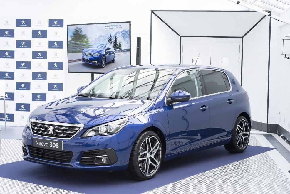 El Peugeot 308 equipa un auténtico arsenal tecnológico en el apartado de ayudas a la conducción y seguridad.
