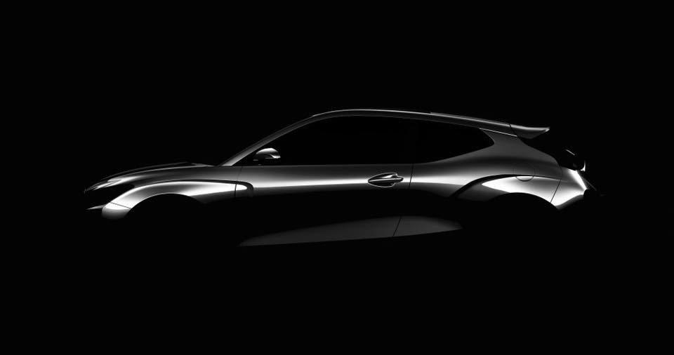 El diseño seguirá siendo uno de los puntos fuertes en el Veloster... Y por supuesto, las tres puertas.