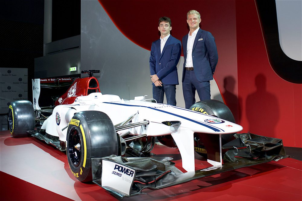 Acuerdo entre Alfa Romeo y Sauber