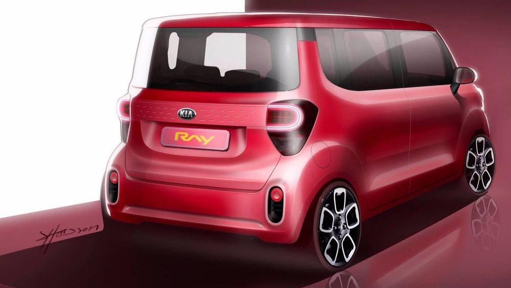 La zaga del vehículo muestra un diseño muy bonito y simétrico que armoniza con el resto de la carrocería
