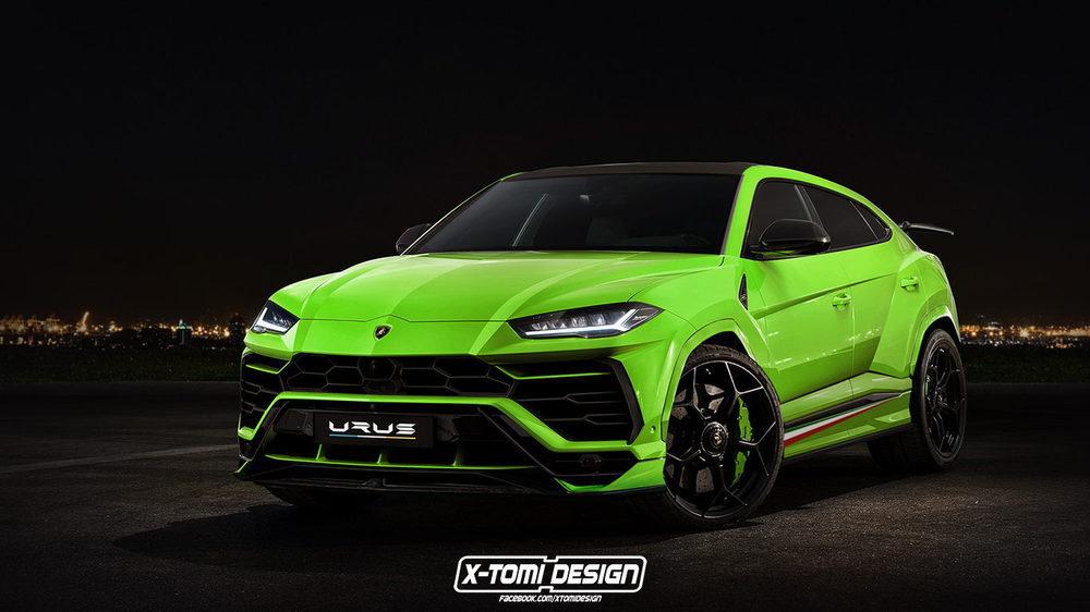 X-Tom Design es un experto en esto de imaginar vehículos imposibles, de hecho no es el primero que verás en esta lista