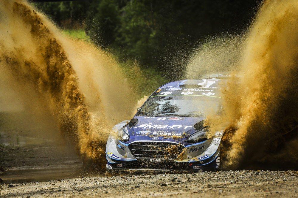 El equipo Ford contará con las manos del Francés Sébastian Ogier para revalidad el título en 2018