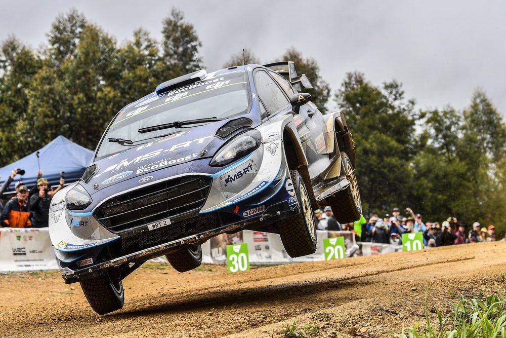 El desarrollo del Fiesta RS EcoBoost está garantizado gracias al apoyo de la firma del óvalo
