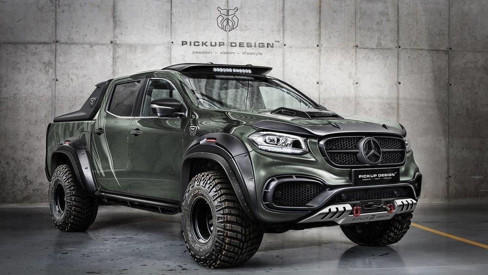 Esta versión Off-Road ideada por Carlex Design será capaz de llevarte al fin del mundo gracias a esos neumáticos, unas suspensiones elevadas, cabrestante... La modificación completa cuesta 13.995 euros.