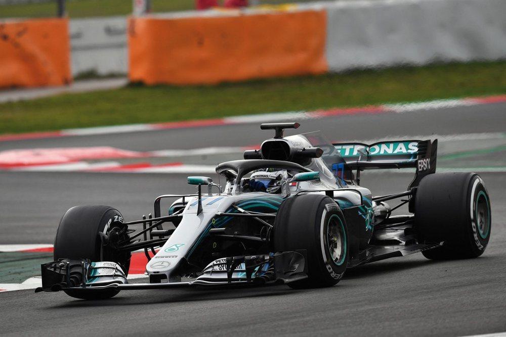 Mercedes arranca la temporada de nuevo como gran dominador tras los entrenos de Montmeló... Y su guarda todavía sorpresas.