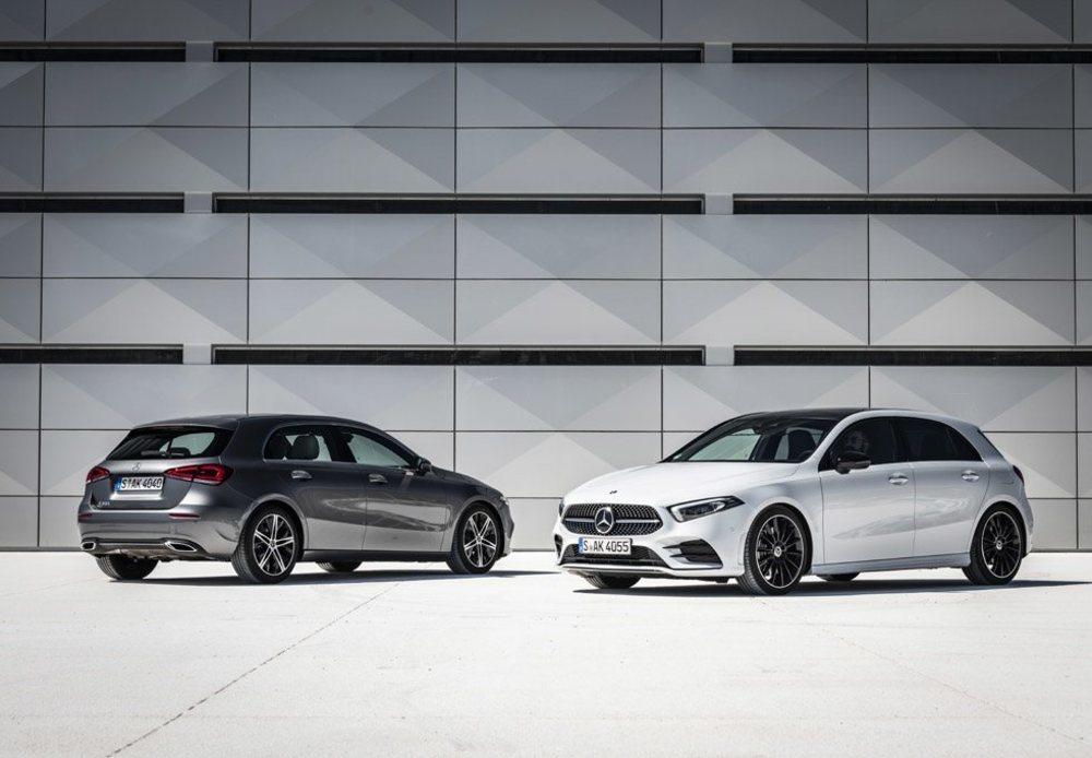 Nada menos que 12 centímetros son los que se ha estirado el nuevo Mercedes Clase A, que estrena el nuevo lenguaje de diseño de la firma de la estrella. La opciones de personalización serán casi infinitas gracias a las opciones disponibles.
