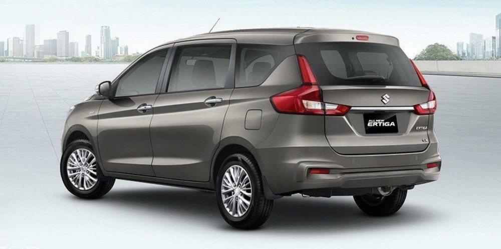 Tras seis años en el mercado se lanza la segunda generación del Suzuki Ertiga, que estrena diseño y también se esitra 130 milímetros para tener más espacio para sus siete ocupantes.