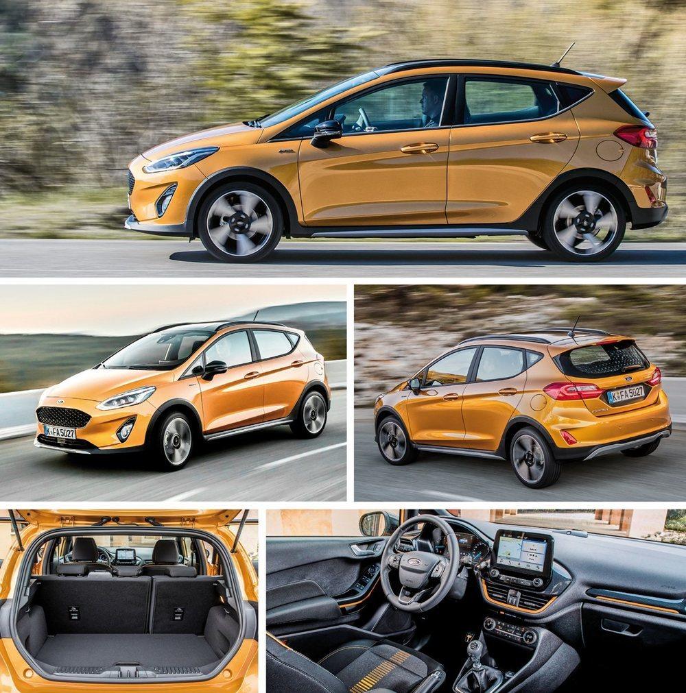 El Ford Fiesta Active con motor de gasolina 1.0 EcoBoost de 140 caballos es uno de los más aconsejables. Pero el diésel TDCi de 85 caballos ofrece un consumo de tan sólo 3,6 l/100 km.