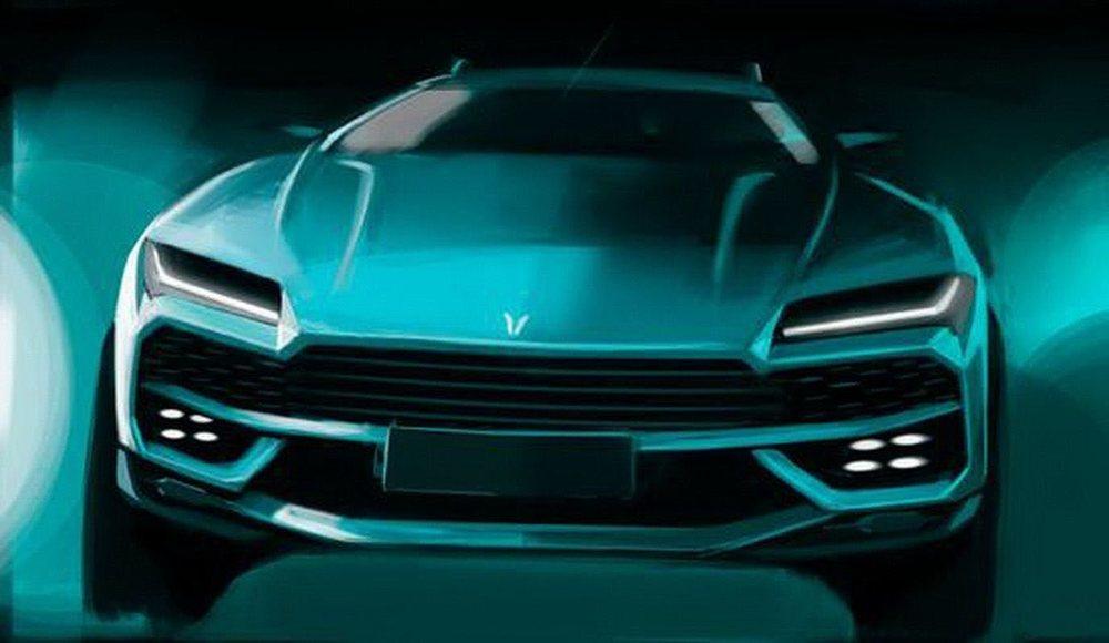 El Lamborghini Urus sirve de inspiración a Huansu Auto para crear este crossover que se venderá en China desde unos 13.000 euros. Por lo que vale un Urus te da para 18 de estos.