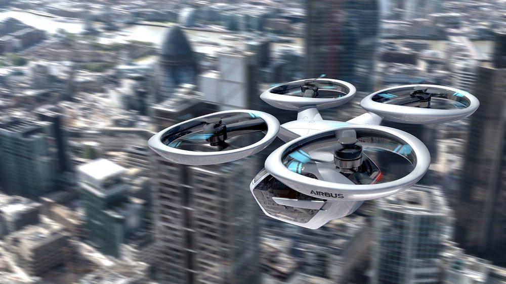 El prototipo de taxi aéreo fue presentado en el pasado Salón del Automóvil de Ginebra