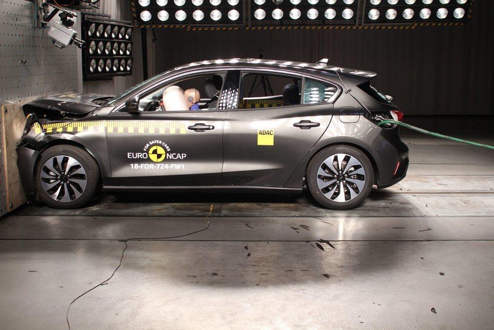 La cuarta generación del Ford Focus ofrece un gran equipamiento tecnológico
