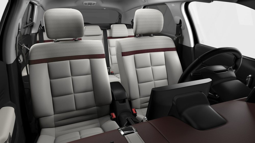 Los asientos del C4 Cactus estrenan en primicia mundial el programa Advanced Comfort de la marca