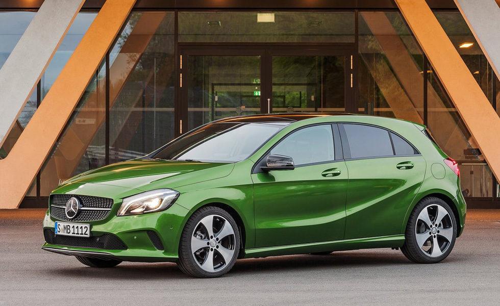 Mercedes-Benz A Class (176)