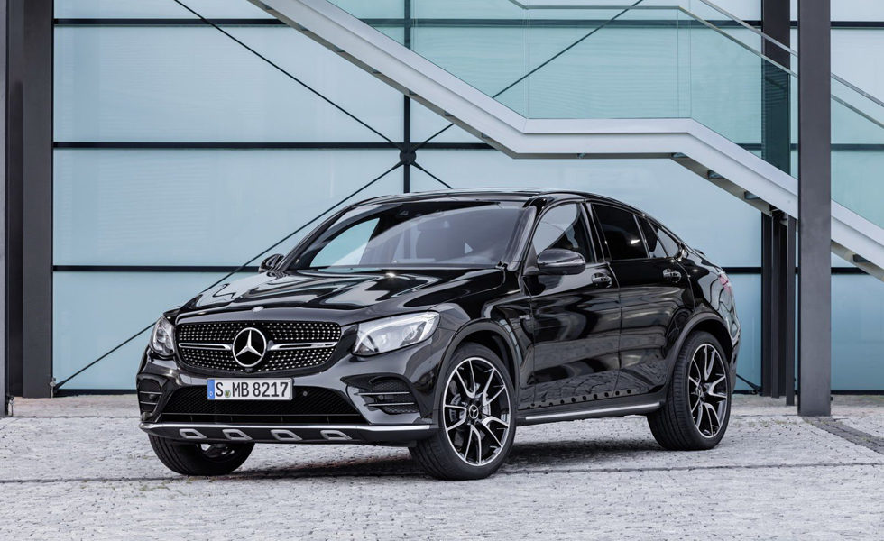 Mercedes-Benz GLC Coup� (253)