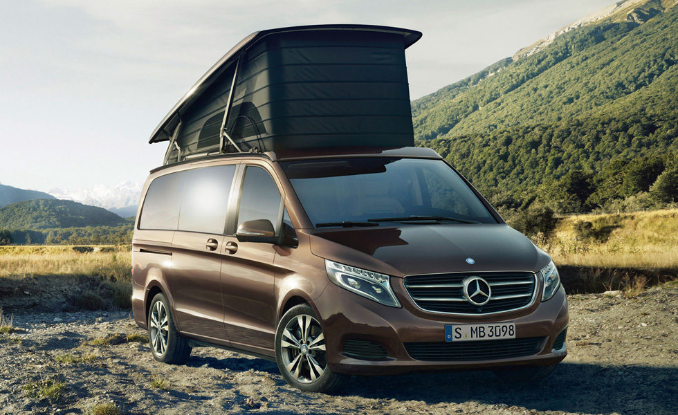 Mercedes-Benz Marco Polo