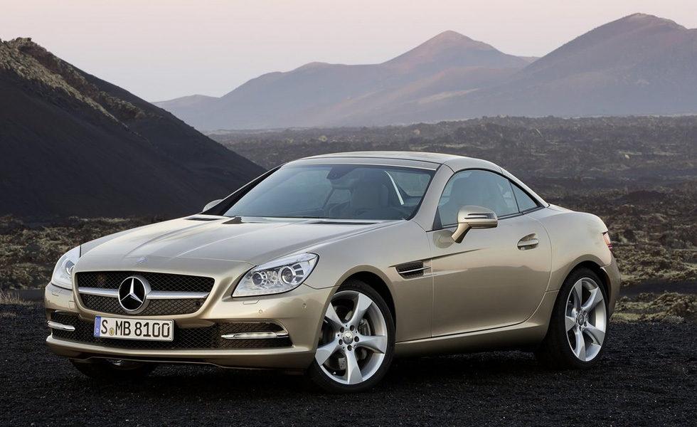 Mercedes-Benz SLK (172)